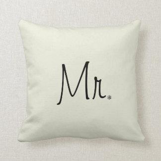 Herr Pillow Kissen