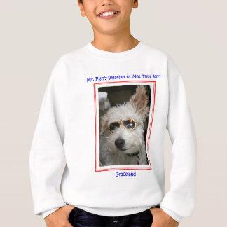 Herr Pish bei Graceland 2011 Sweatshirt