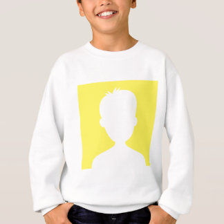 Herr Q (Gelb) Sweatshirt