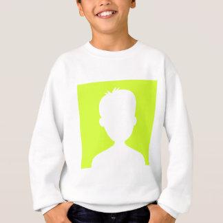 Herr Q (Grün) Sweatshirt