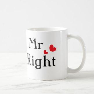 Herr Right Tasse