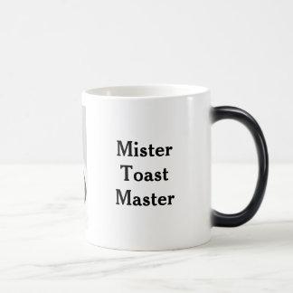 Herr Toastmaster-Kaffee-Tasse Herr-Toast Master Verwandlungstasse