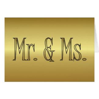 Herr- u. Frauengagement Einladung Verlobungs-Party Grußkarte