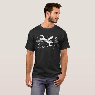 Herr Verlegenheit es T-Shirt