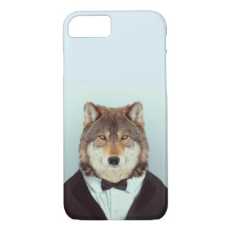 HERR Wolf iPhone 7 Hülle