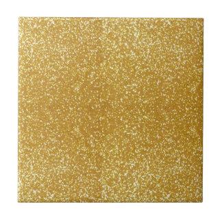 Herrliches Gold Fliese