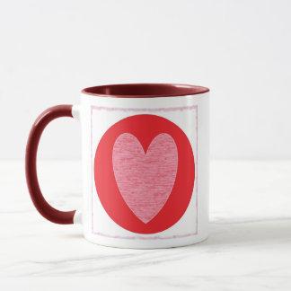 Herz 3 tasse