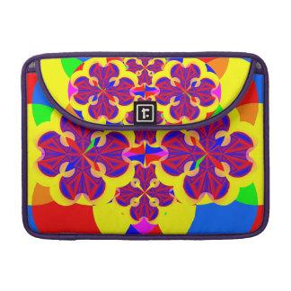 Herz-Blumen Macbook Prohülse MacBook Pro Sleeves