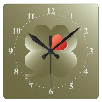 Herz des Glücks Uhren