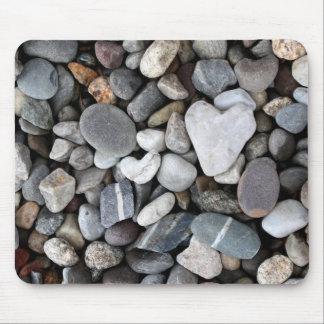 Herz-Felsen Mauspad