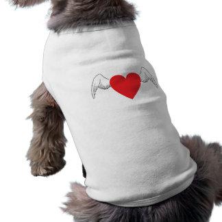 Herz Flügel heart wings Shirt