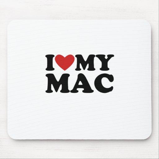 Herz I mein Mac Mauspad