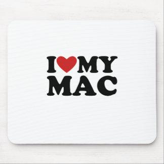 Herz I mein Mac Mousepads