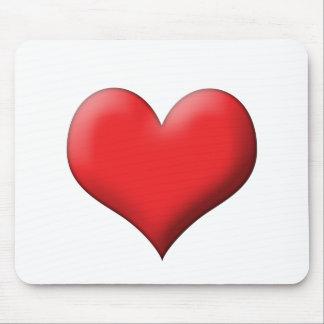 Herz Mauspad