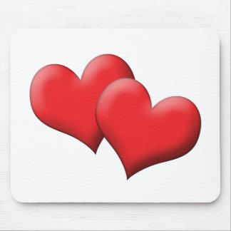 Herz Mousepads