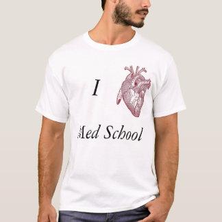 [Herz] Schule MED-I T-Shirt