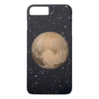 Herz sternenklaren Himmels Plutos iPhone 8 Plus/7 Plus Hülle