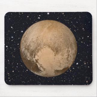 Herz von Pluto Mauspads