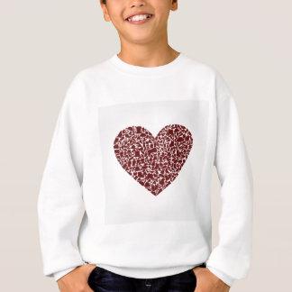 Herzkleidung Sweatshirt