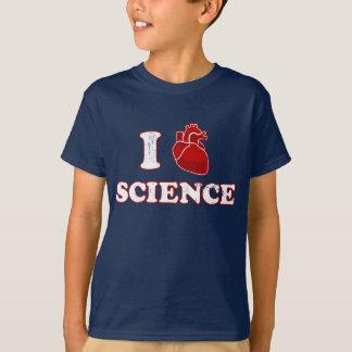 Herzwissenschaft/-anatomie der Wissenschaft der T-Shirt