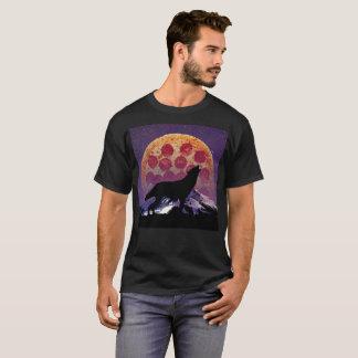 Heulen zur Pizza T-Shirt