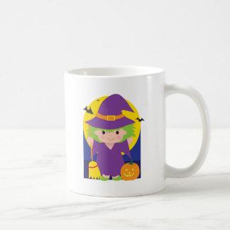 Hexe-Kind Tasse
