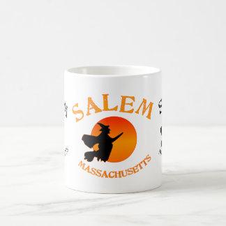 Hexe Salems Massachusetts Tasse