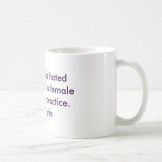 Hexerei-Tasse Tasse
