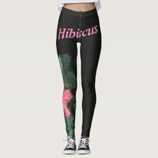 Hibiskus Leggings