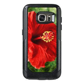 Hibiskus OtterBox Samsung Galaxy S7 Hülle