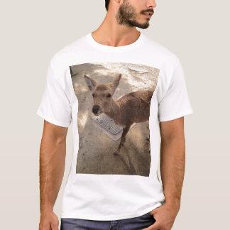Hier betrachtet Sie Rotwild T-Shirt