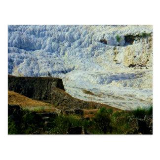 Hierapolis-Pamukkale - UNESCO-Welterbstandort Postkarte