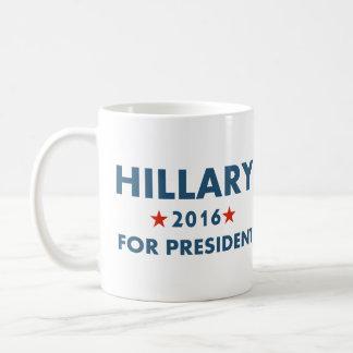 Hillary Clinton für Präsidenten Kaffeetasse
