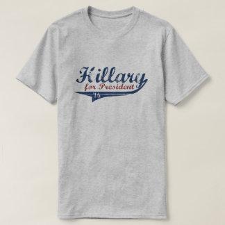 Hillary Clinton-Präsident 2016 Swash T-Shirt