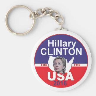 Hillary Keychain 2016 Schlüsselanhänger