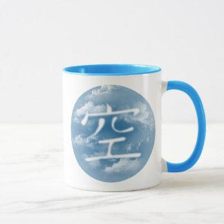 Himmel-Kanji-Tasse Tasse