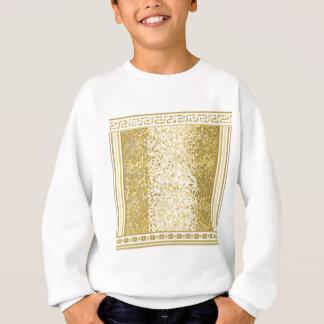 Hintergrund der römischen Art Sweatshirt