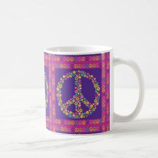 Hippie-Art-Produkte Tasse