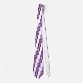 Hippiemädchensammlung Krawatte