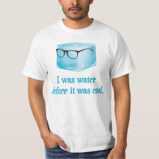 Hipster-Eis-Würfel war Wasser, bevor er cool war T-Shirt