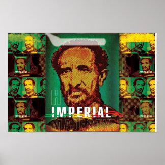 His Imperial Majesty zu postieren Poster