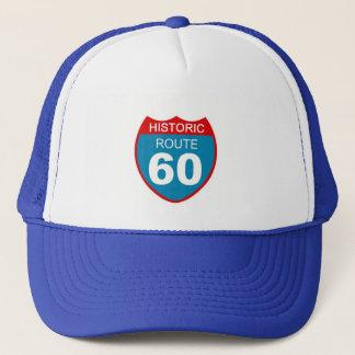 Historischer Weg 60 Truckerkappe