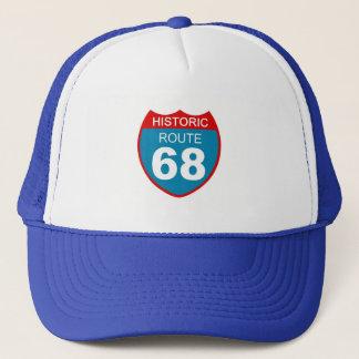 Historischer Weg 68 Truckerkappe