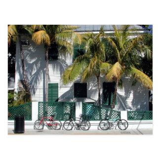 Historisches Key West Postkarte
