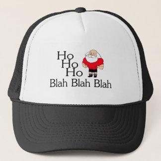 Ho Ho Ho Blabla - Blabla Weihnachten Truckerkappe
