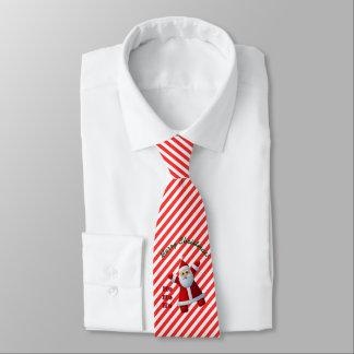 HO! HO! HO! Frohe Weihnacht-Zuckerstange Krawatten