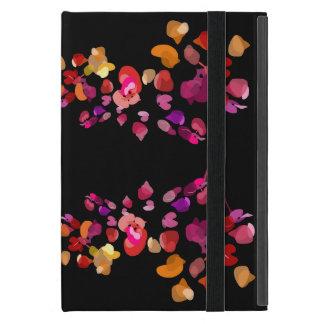 Hoch entwickelte weibliche brennende Farben mit Etui Fürs iPad Mini