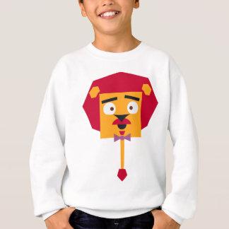 Hoch entwickelter Löwe Sweatshirt