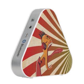 Hochsommer-Schrei Bluetooth Lautsprecher