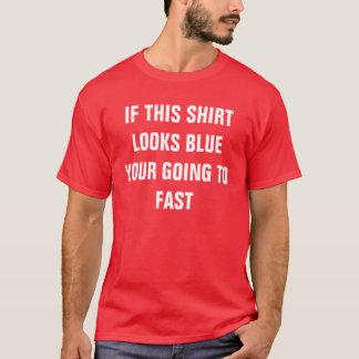 HÖCHSTGESCHWINDIGKEIT T-Shirt
